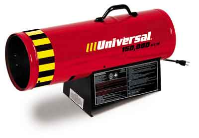 Heater Repair Universal Propane Heater Repair