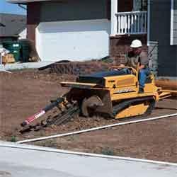 manual post hole digger rental